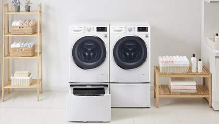 Кроме кухни и ванной: где стоит установить стиральную машину дома