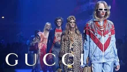 Бренд Gucci отменил майский показ из-за вспышки коронавируса: подробности