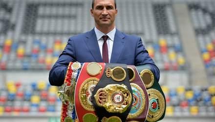 Кличко встал на защиту Выхриста в конфликте с Федерацией бокса