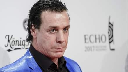 Тілль Ліндеманн приїхав у Київ з концертом: що варто знати про вокаліста гурту Rammstein