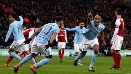 Манчестер Сіті – Арсенал: онлайн-трансляція матчу АПЛ