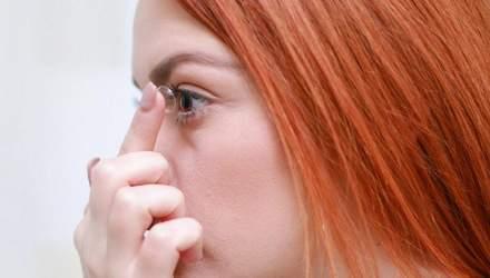 Ученые создали контактные линзы, которые исправляют дальтонизм