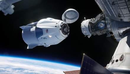 SpaceX забирає у Роскосмоса бізнес з доставки туристів на МКС