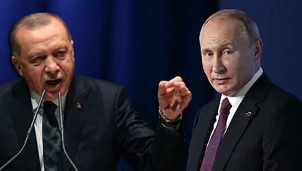 """Туреччина """"показала зуби"""" Росії: важливі висновки для України"""