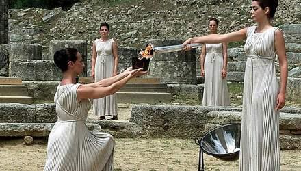 Церемония зажжения олимпийского огня состоится без зрителей