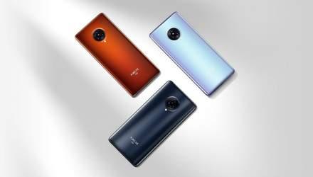 Vivo NEX 3S 5G: представили флагманський смартфон з екраном-водоспадом