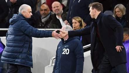 В матче 1/8 финала Лиги чемпионов тренеры нашли забавный выход, чтобы поздороваться – видео