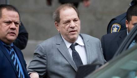 Джен Энистон надо убить, – Харви Вайштейн угрожал актрисе из-за обвинений в домогательствах