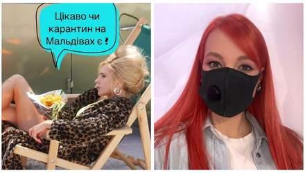 Українські зірки відреагували на карантин в державі: Головне – без паніки