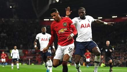 Тоттенхэм - Манчестер Юнайтед: прогноз букмекеров на матч АПЛ