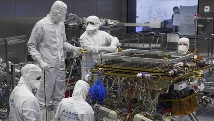 """Запуск місії """"ЕкзоМарс"""" перенесли на 2022 рік через коронавірус"""