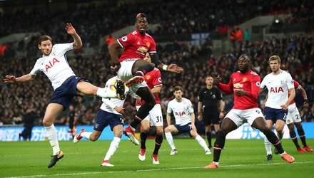 Тоттенхэм – Манчестер Юнайтед: онлайн-трансляция матча АПЛ