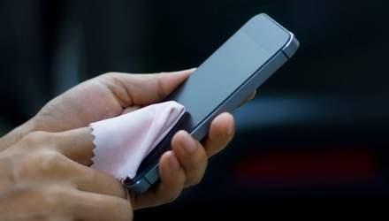 Чем протирать смартфон от микробов: важные советы