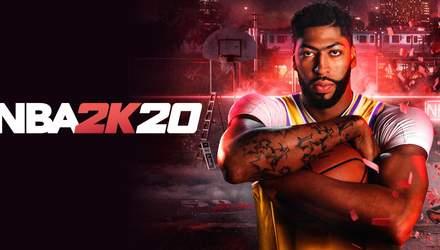 Один із режимів у грі NBA 2K20  перестав працювати через коронавірус