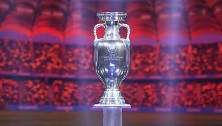 УЄФА переніс Євро-2020