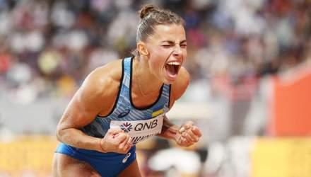 Легкоатлетка Марина Бех-Романчук готовится к летнему сезону: видео