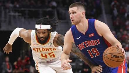 Український баскетболіст в НБА здав тест на коронавірус, захворювання виявили у його партнера