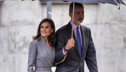 Королева Іспанії пройшла тест на коронавірус після спілкування з інфікованим
