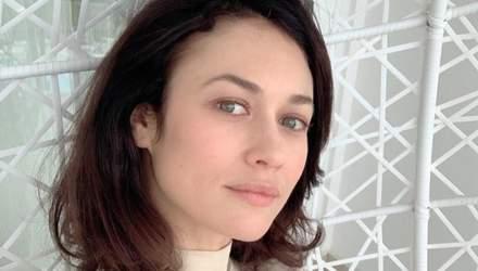 Ольга Куриленко объяснила, почему ее не госпитализировали с коронавирусом