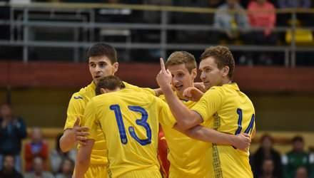 Ассоциация футзала Украины официально приостановила проведение всех соревнований