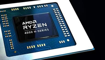 Процессор AMD Ryzen 9 4900H для игровых ноутбуков официально поступил в продажу