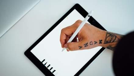 Apple випадково розсекретила чотири нових моделі iPad Pro