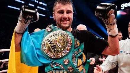 Украинский боксер хочет забарать свой пояс у российского чемпиона