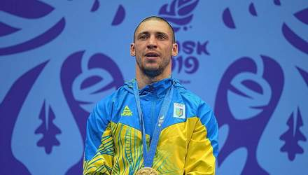 Украинская надежда каратэ Станислав Горуна получил лицензию на Олимпиаду-2020