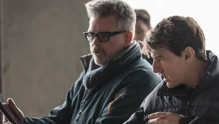 """Не смотря на карантин, Том Круз вернулся к съемкам фильма """"Миссия невыполнима 7"""": фото"""