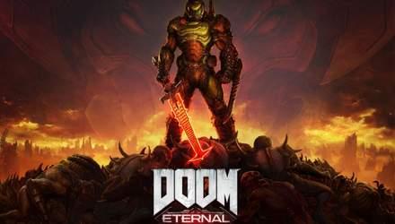 """Eternal Doom """"слили на торренты в день релиза из-за ошибки Bethesda"""