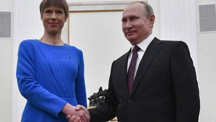 Частина Росії може стати Європою: чого вимагає Естонія