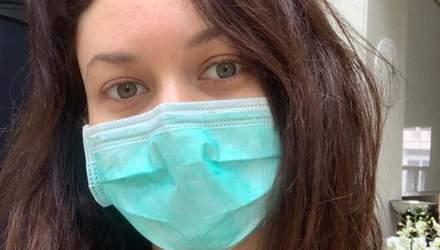 Думаю, я повністю одужала, – Ольга Куриленко не має симптомів коронавірусу