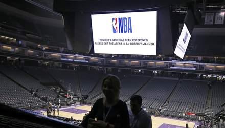 НБА втратить 1 мільярд доларів через коронавірус