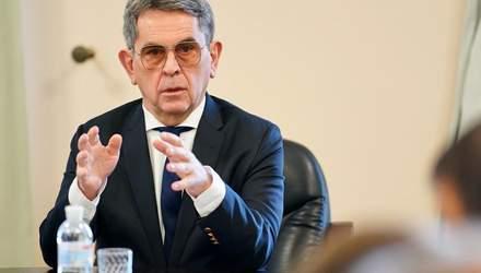 Ілля Ємець звільнений з посади міністра охорони здоров'я
