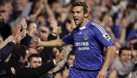 Андрій Шевченко потрапив у збірну найдорожчих футболістів світу в 2007 році: фото