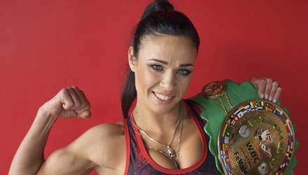 Українська чемпіонка WBC поїде тренуватися до Конора МакГрегора