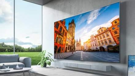 Xiaomi представила телевизор Redmi Max 98 с диагональю 98 дюймов