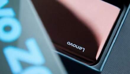 Дизайн та характеристики геймерського смартфона Lenovo Legion засвітились в мережі