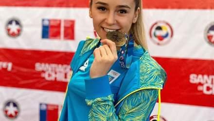 Лучшейкаратистке планеты Анжелике Терлюге – 28: яркие победы украинки