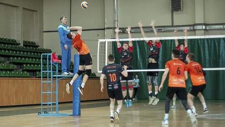 Чемпіонати України з волейболу завершили без визначення переможців