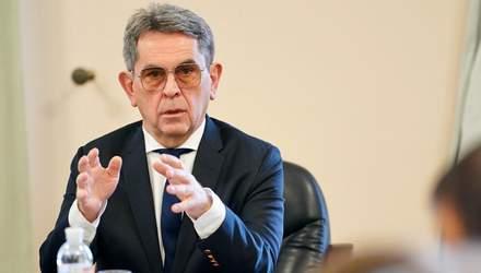 Люди важнее всего: Емец прокомментировал свою отставку с должности главы Минздрава