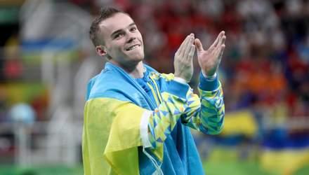 Верняев стал лучшим спортсменом месяца в Украине и снова сравнялся с Харлан