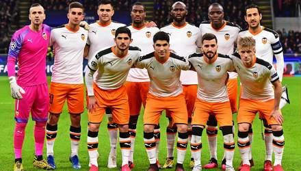 """Коронавірус у """"Валенсії"""": одразу 10 хворих футболістів одужали"""