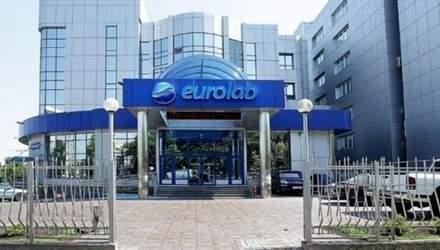 СБУ провела обыск в лаборатории Пальчевского Eurolab