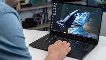 Razer Blade 15: представили мощные игровые ноутбуки с частотой обновления дисплея до 300 Гц