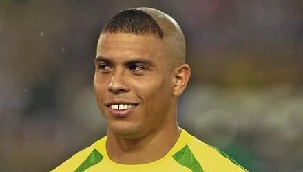 """Не той Роналду: батько розіграв сина та постриг у стилі """"зубастика"""" Роналдо – смішне відео"""