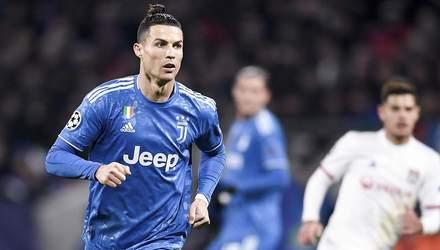 Роналду стане першим футболістом в історії, який заробив мільярд євро за кар'єру