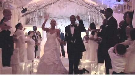 Бейонсе і Jay-Z святкують 12 річницю шлюбу: мама співачки показала радісне фото з весілля