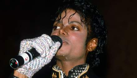 Білу рукавичку Майкла Джексона продали за 100  тисяч доларів