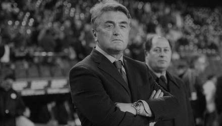 """Помер легендарний тренер Радомір Антіч, який очолював """"Барселону"""", """"Реал"""" та """"Атлетіко"""""""